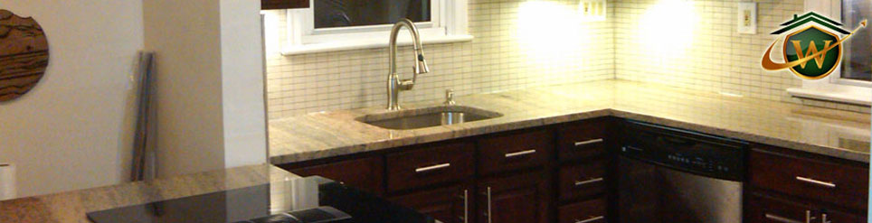 Sinks- Remodeling for Basement, Kitchen, and Bathroom- General Contractor in Maryland