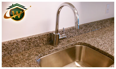 We use Quality Products for our Kitchen Remodeling Services!