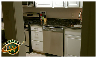 Elegant Kitchen Remodeling in Maryland | Wellman Contracting