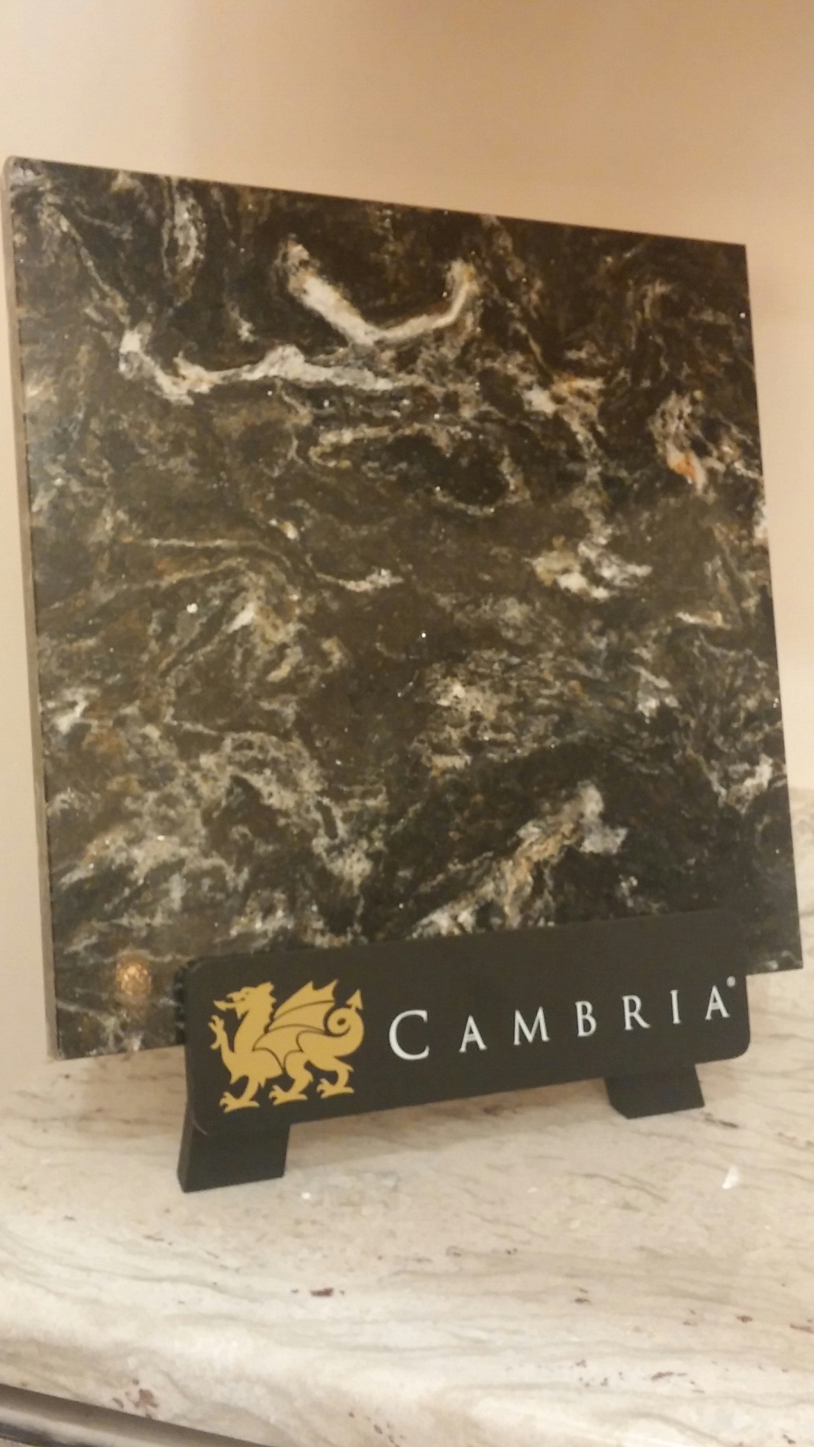 Cambria Quartz doesnt need any sealing and can withstand High temperatures of heat. Great countertop option for commercial spaces as well as residential kitchens.