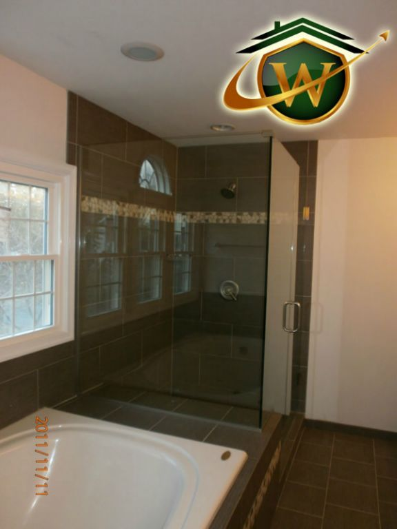 Bathroom remodel wellman contracting for Bath remodel rockville md
