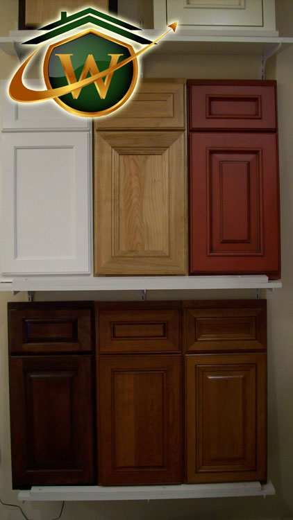 Cabinets Samples