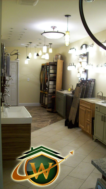 Lighting Options For Home Remodeling Wellman Contracting
