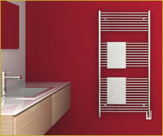 Towelwarmer for Bathroom Remodeling Projects in Gaithersburg MD
