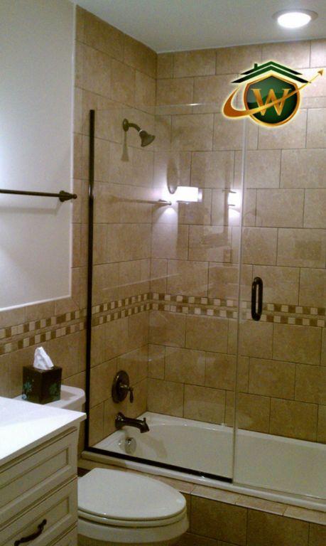 Bathroom Remodel Wellman Contracting