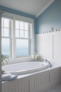 cottage-beadboard baths