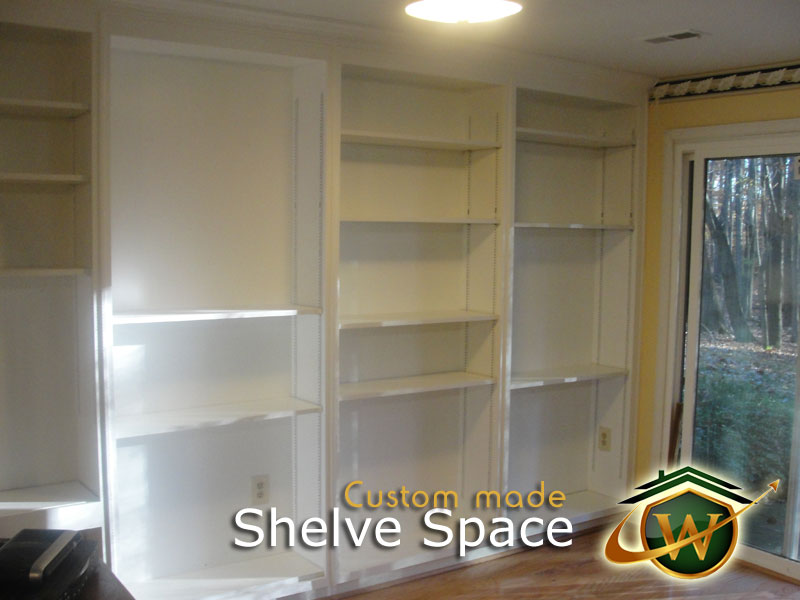 custom-shelving