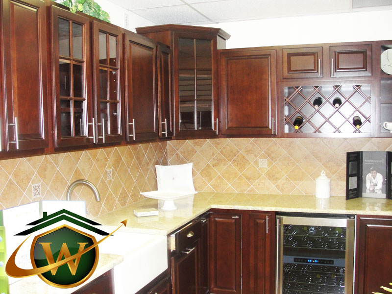 Bathroom remodeling services in the gaithersburg md area for Samples of kitchen cabinets