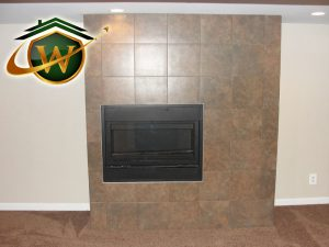 B - 280<br>Gas Fireplace