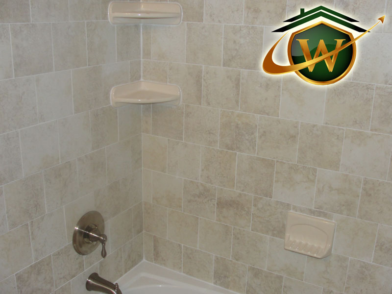 Tile Flooring Services In The Gaithersburg MD Area Wellman - Gaithersburg bathroom remodeling