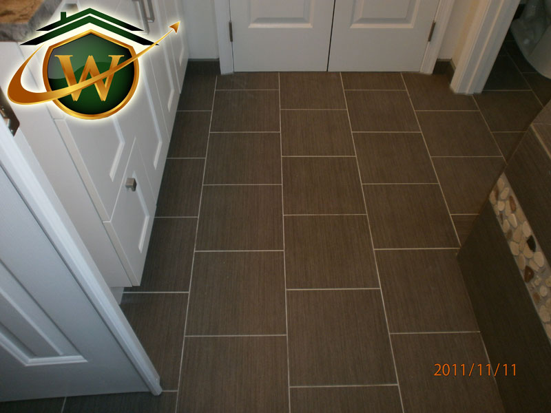 Bathroom Remodeling Gaithersburg Md tile & flooring services in the gaithersburg, md area - wellman