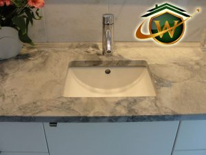 bath - 620<br> Bathroom Counter Remodeling