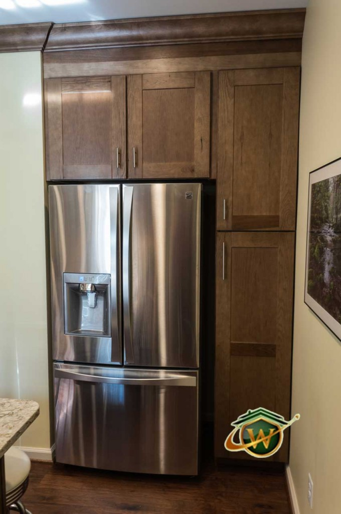 Kitchen Remodeling Gallery - Wellman Contracting