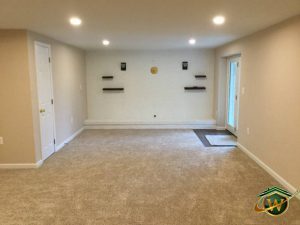 B - 350<br>Completely Remodeled Basement