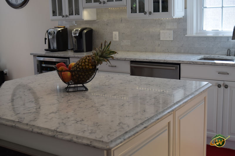 Gorgeous Kitchen Renovation In Potomac Maryland: Kitchen Remodeling Gallery- Gaithersburg MD