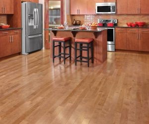 TL-510<br>Mirage Flooring Yellow Birch Windsor