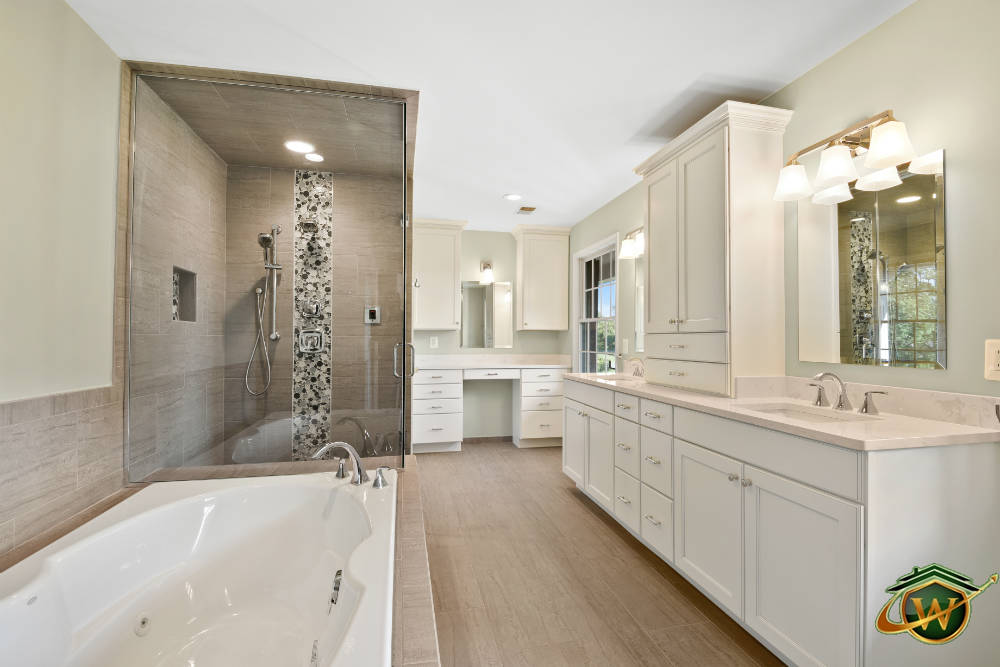 bathroom remodeling gaithersburg md areas wellman contracting