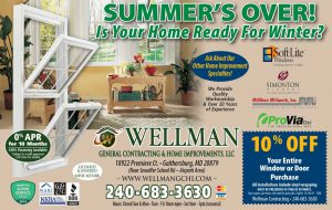 Summer Coupons- Kitchen, Basement, Bathroom Remodeling- General Contractor Gaithersburg MD