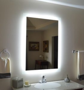 Back-lit Mirror