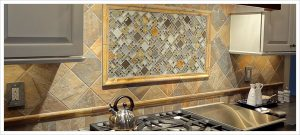 Glazzio backsplash