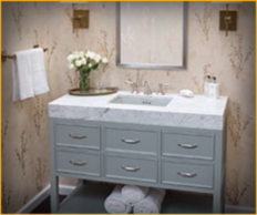 Ronbow Newcastle Vanity- Gaithersburg MD Remodeling