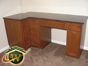 B - 180Cabinetry Installed