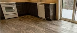 Flooring with Kitchen Remodeling- Gaithersburg MD